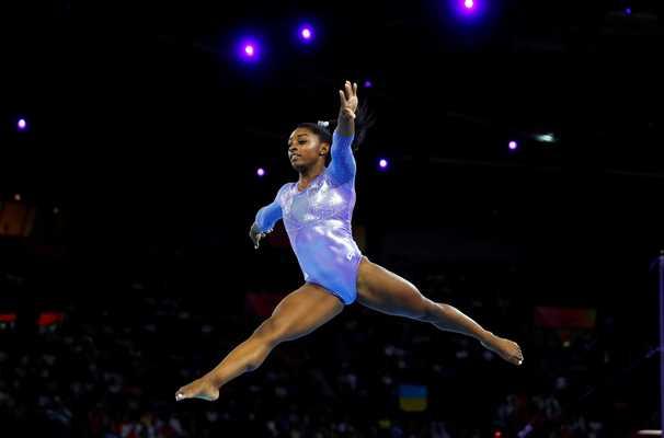 Olympic champion Simone Biles leaves Nike for Athleta