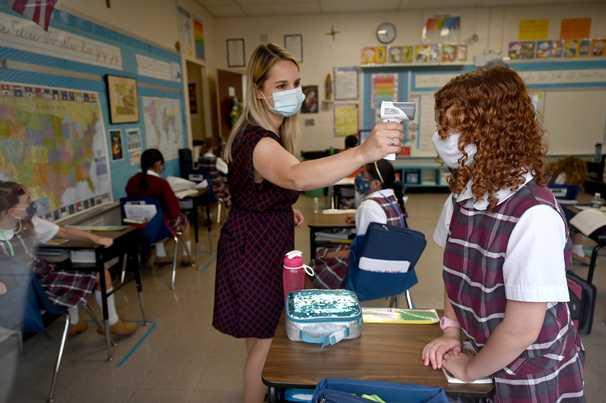 Perfect attendance awards no longer belong in U.S. schools