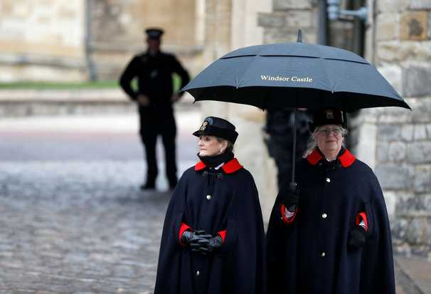 Prince Harry to attend Philip's funeral for just 30 mourners and 'no public access'
