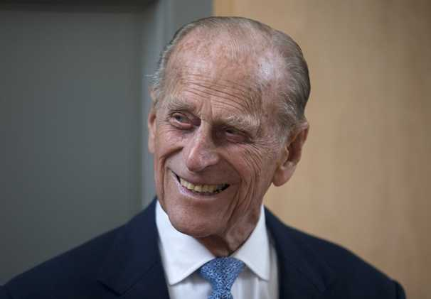 Prince Philip's supporting role