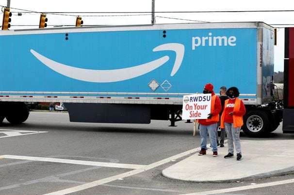 The winners and losers of Amazon's warehouse union vote