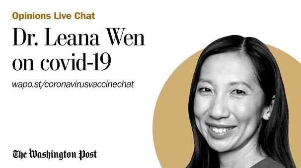 'Will we need to get vaccinated again in 6 months?': Dr. Leana S. Wen answers questions on covid-19