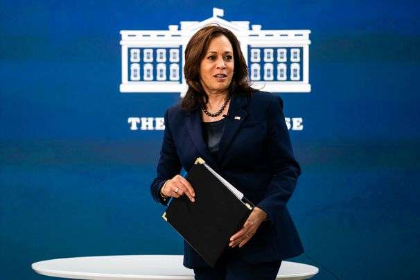 With new immigration role, Harris gets a politically perilous assignment