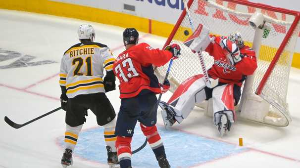 Before the first playoff puck dropped, the two missing Capitals already had dropped the ball