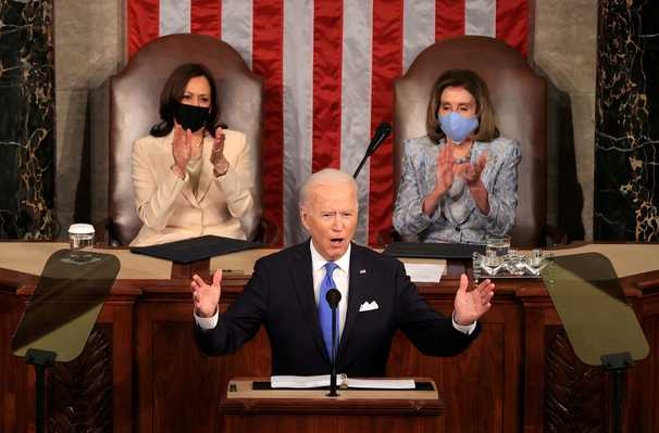 Biden just recited his wish list for struggling American families. Now he has to deliver.