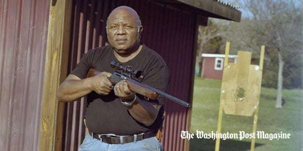 Black gun owners are often portrayed negatively. One photographer set out to change that.