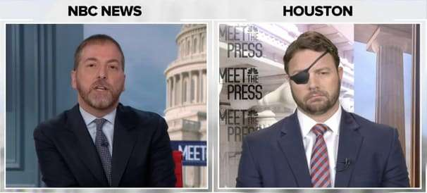 Chuck Todd litigates the 'big lie' with GOP lawmaker