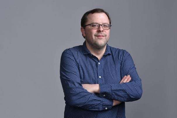David Larimer, versatile Washington Post editor, dies at 47