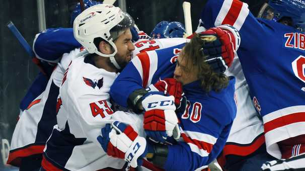 For some Caps fans, loving Tom Wilson is getting complicated