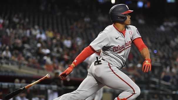 How Juan Soto plans to turn grounders into better production