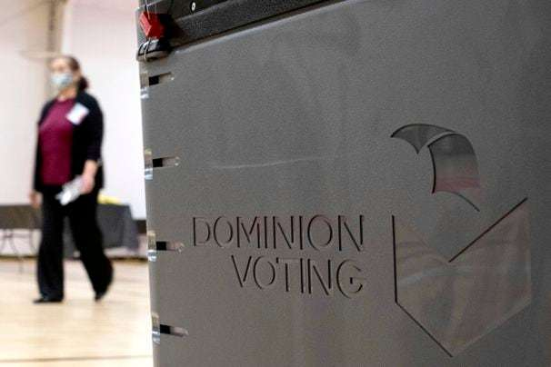 Newsmax apologizes to Dominion employee for falsely alleging he manipulated votes against Trump