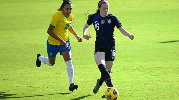 Rose Lavelle dazzles in her NWSL return with OL Reign, but the Spirit gets the win