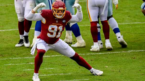 Ryan Kerrigan, Washington's all-time sack leader, agrees to one-year deal with Philadelphia