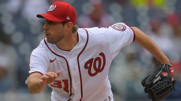 The Nationals' bats remain absent, and one Max Scherzer miscue yields a fourth straight loss