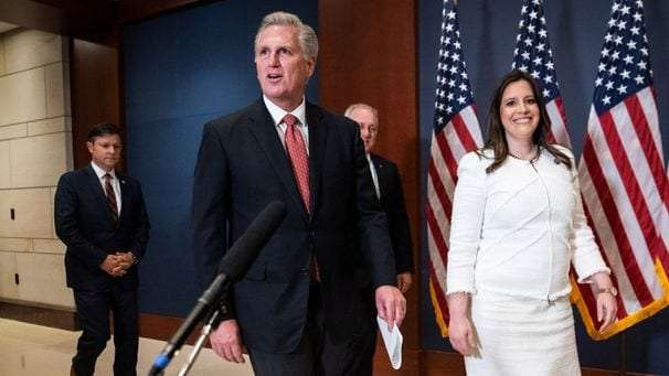 The uncomfortable questions for Kevin McCarthy about Jan. 6