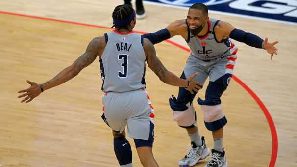 The Wizards suddenly matter, and no one deserves more credit than Russell Westbrook