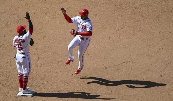 These Nats can take a punch (or 10). It's almost time to start swinging back.
