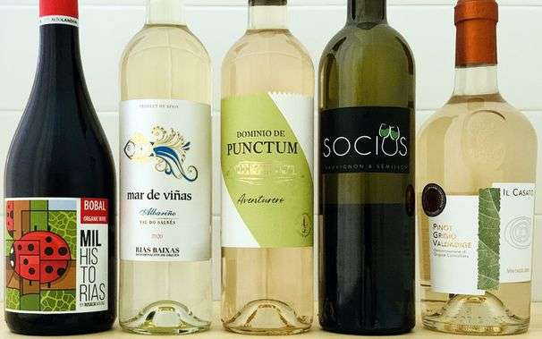 This crisp pinot grigio stands out in the crowd at only $12