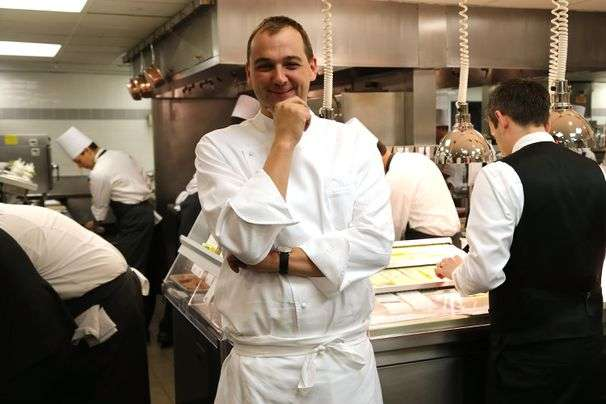 Top restaurant Eleven Madison Park goes meat-free, dropping animal products from its menu