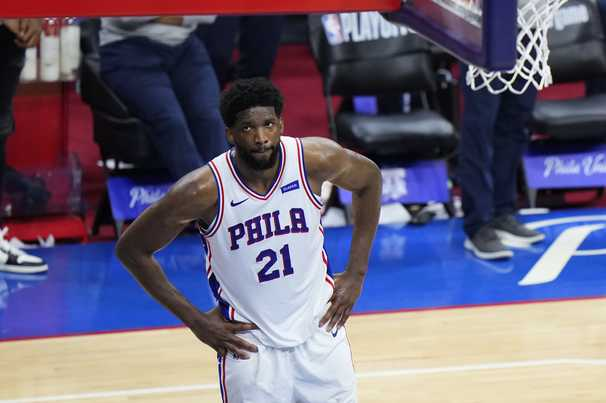 76ers' promising season comes apart in Game 7 against the plucky Hawks