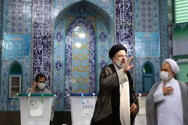 A dispirited electorate votes for president in Iran, where the result seems all but ensured