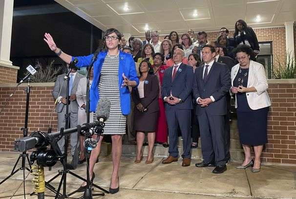 After defeating restrictive voting bill, Texas Democrats send loud message: 'We need Congress to do their part'