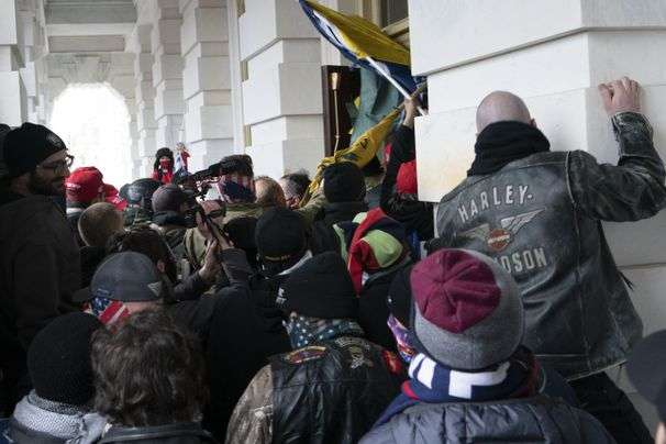 Alleged supporters of right-wing Three Percenters group charged in new Jan. 6 Capitol riot conspiracy