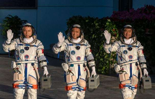 As China's space ambitions grow, NASA tells Congress it needs more money to compete