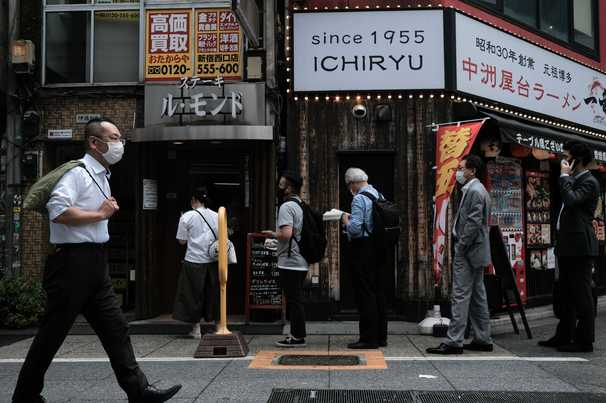 Covid-19 live updated: Tokyo set to lift state of emergency ahead of Olympics