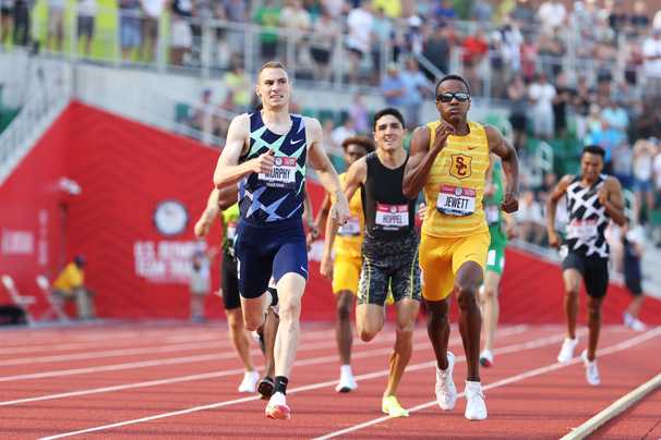 Donavan Brazier was a lock to make the U.S. Olympic team in the 800. Then he finished last at the trials.