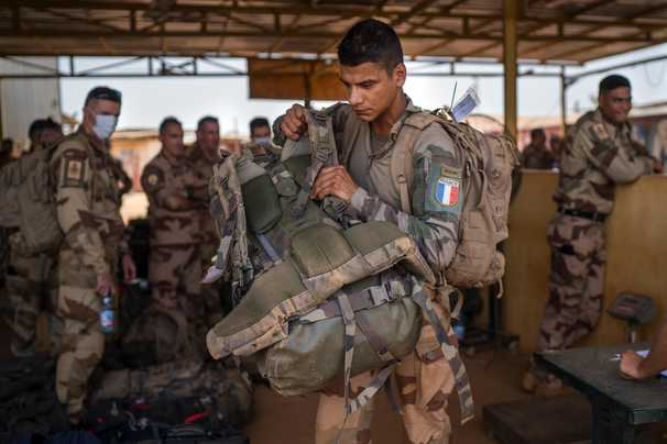 France is pulling back from Africa's fastest-growing conflict. Who will fill the security void?