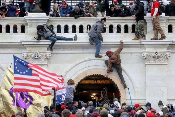 In first, U.S. charges Jan. 6 defendant with bringing firearms to Capitol under controversial federal rioting law