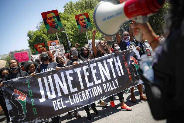In nationalizing Juneteenth, the U.S. is still late to the hemisphere's party