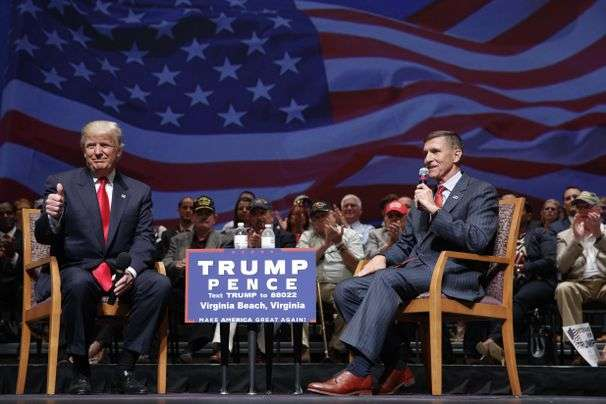 Michael Flynn, and Trump's lasting elevation of the fringe