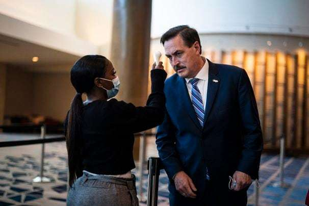 Mike Lindell's 'fraud' allegations are even more ridiculous than you might think