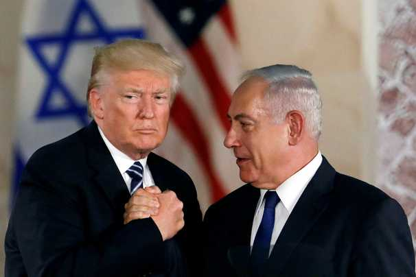 Netanyahu channels Trump as he makes his last stand