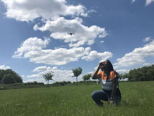 Scientists are teaching drones to hunt down human screams