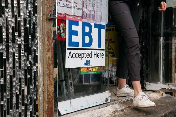 Some states are cutting off emergency food-assistance programs and making it harder to qualify