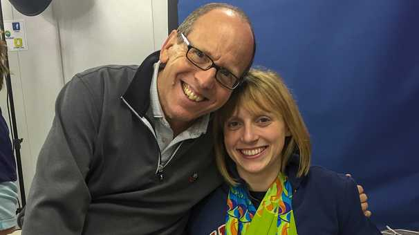 Stanley Cup or gold medal? Jon Ledecky hopes his Islanders and niece deliver both.