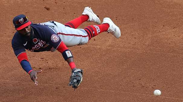 The Nationals add some new wrinkles but get the same result as their skid reaches five
