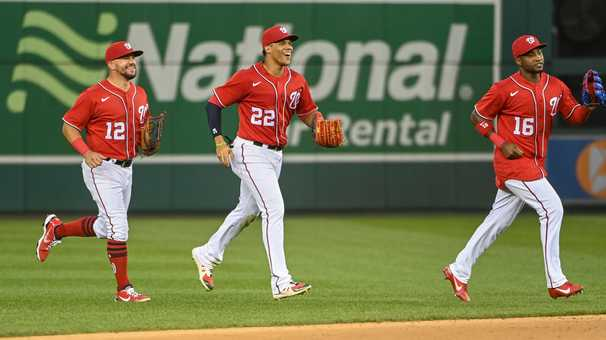 The Nationals might not finish this fight, but at least they started it