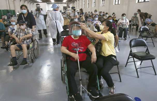 To push back against Chinese aggression, give Taiwan vaccines