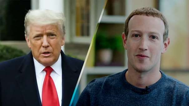 Trump is suspended from Facebook for 2 years and can't return until 'risk to public safety is receded'