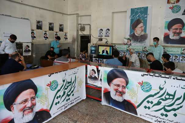 What to know about Iran's president-elect, Ebrahim Raisi