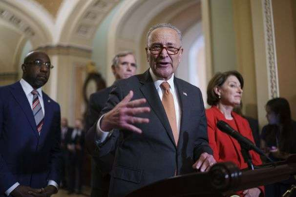 Where Democratic senators stand on changing or eliminating the filibuster