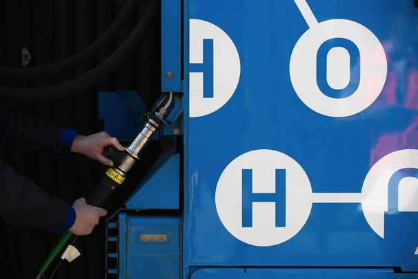 Why Hydrogen Is the Hottest Thing in Green Energy