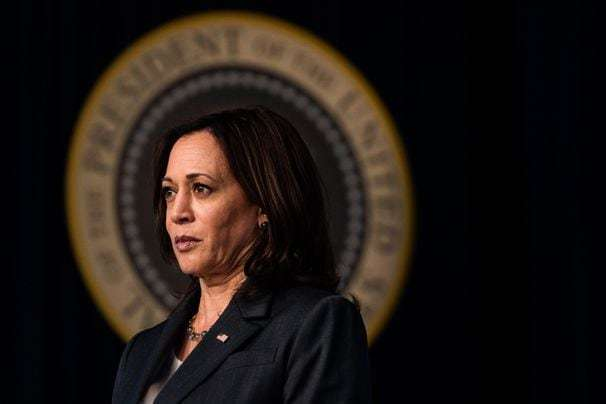 With voting rights role, Harris takes on weightiest challenge yet as vice president