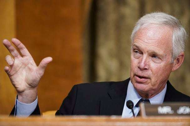 YouTube suspends Ron Johnson for a week after GOP senator touts questionable drugs to fight covid-19