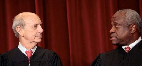 3 intriguing words on retirement from Stephen Breyer
