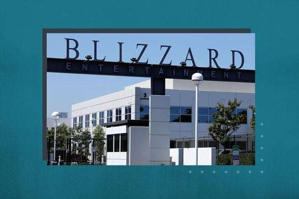 Blizzard employees plan walkout over company's handling of discrimination, sexual harassment suit